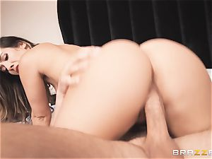 Eva Lovia takes that huge German manhood deep inside her