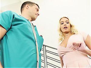 Athena Palomino - My lazy husband should watch how real men activity