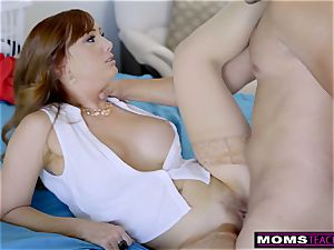 torrid mummy Caught daughter-in-law penetrating StepSon S8:E1