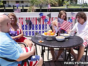 4th of July family boinking