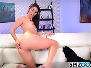 Spizoo - teenage Anna Morna is penalized by a humungous stiffy