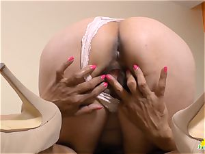 LatinChili horny mature cooter have fun compilation