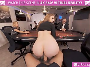 VRBangers.com-Busty honey is ravaging stiff in this agent