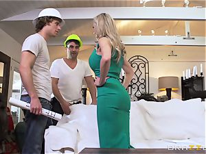 drool roasting with Brandi love