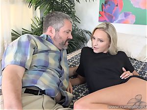 Emma Hix and spouse fuck Her youthful fellow friend