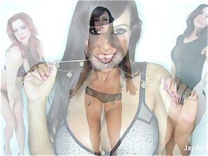 girly-girl 3way w Jayden Jaymes, Jayden Cole,