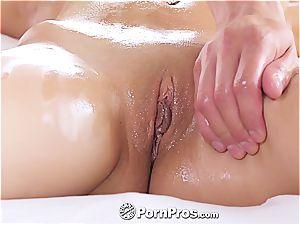 PornPros - Latina Nina North phat oily orbs tear up