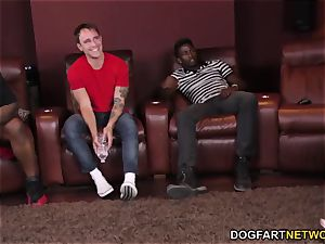 big black cock 3 way with Karlee Grey - hotwife Sessions