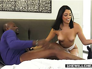 SheWillCheat - red-hot wifey Gets Caught Taking ebony bone