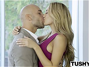 TUSHY Real Estate babe Chloe Amour Gets buttfuck