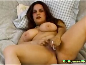 huge-titted nubile porked by Ed Powers
