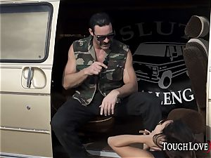 TOUGHLOVEX bitch contest with Sofia Nova