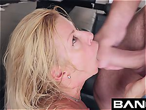 fuck hardcore: Alexis Fawx pumping out milf torn up