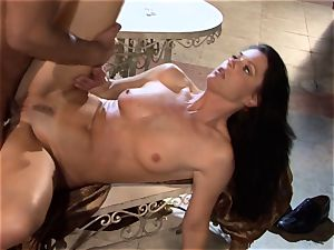 India Summers India Summers is luving the ample spear pleasuring her super hot coochie har