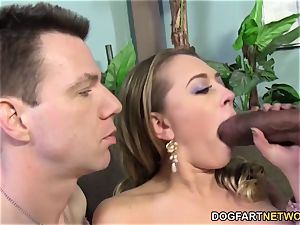 big black cock super-bitch Kagney Linn Karter abases cheating