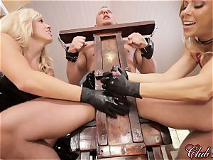 sultry Ms. Alexis Fawx predominates her fresh subordinated
