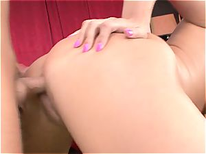 blondie foolish heads as whorish as possible with this shaft