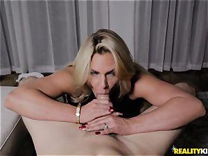 big-boobed ash-blonde Phoenix Marie hotwife plow