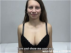 Naive 19-Teen D-Tits nymph Firstime Front of Camera