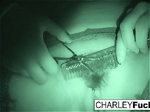 Charley's Night Vision unexperienced hook-up