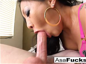 adult movie star Asa Is Known For Her sloppy BJs