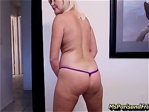 Ms Paris Rose in Paying Your Debt with My gash