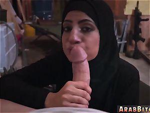 Homemade arab blowage boner desires!