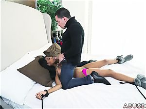 mother crony s manager rough and feet kittle Brittney milky Takes it hard