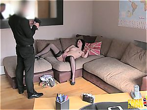 wild nurse in need of a quick payment shagged