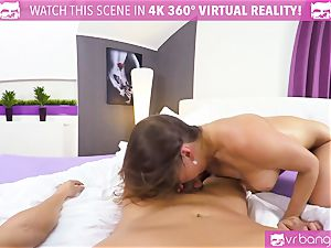 VR PORN-BARBARA BIBER rough MAKE UP fuck-fest