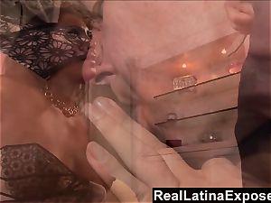 RealLatinaExposed red-hot Latina luvs to